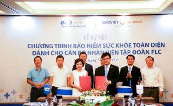 Bảo hiểm Bảo Việt bảo vệ FLC