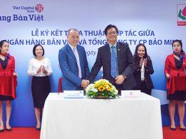 Ngân hàng Bảo Việt bán bảo hiểm