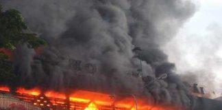 Quy định về bảo hiểm cháy nổ
