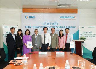 Bảo hiểm VNI ký hợp tác