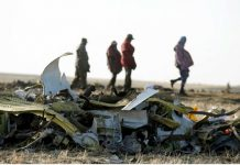 Bồi thường máy bay ethiopia