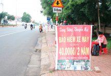 Bảo hiểm xe máy giá rẻ