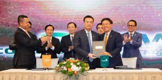 Vietcombank hợp tác FWD