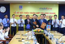PVI hợp tác Mobifone