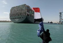 Bồi thường kênh đào Suez